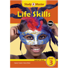 Study and Master Life Skills Learner's Book Grade 3 - ISBN 978110725310