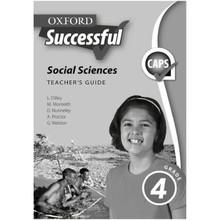 Oxford Successful Social Sciences Grade 4 Teacher's Guide ePDF - ISBN 9780190418311