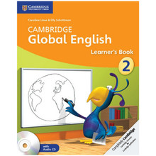 Cambridge Global English Stage 2 Learners Book with Audio CD - ISBN 9781107613805