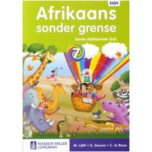 Afrikaans Sonder Grense Afrikaans Eerste Addisionele Taal Graad 7 Leerderboek - ISBN 9780636115798