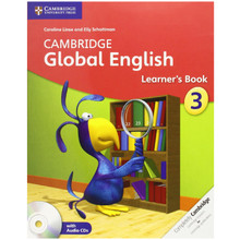 Cambridge Global English Stage 3 Learners Book with Audio CD - ISBN 9781107613843