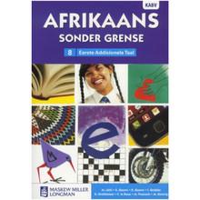Afrikaans Sonder Grense Afrikaans Eerste Addisionele Taal Graad 8 Leerderboek - ISBN 9780636119789