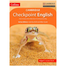 Collins Checkpoint English Stage 9 Student Book - ISBN 9780008140472