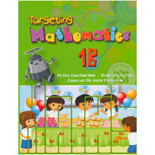 Targeting Mathematics Learner's Book 1B - Singapore Maths Primary Level - ISBN 9789814250870