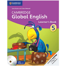 Cambridge Global English Stage 5 Learners Book with Audio CD - ISBN 9781107619814