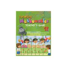 Targeting Mathematics Teacher's Guide 1B Singapore Maths Primary Level - ISBN 9789814431002