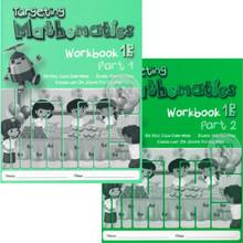 Targeting Maths 1B Workbook Class Pack of 40 (20x Part 1 & 20x Part 2 Workbooks) - Singapore Maths Primary Level - ISBN 9780190757120