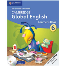 Cambridge Global English Stage 6 Learners Book with Audio CD - ISBN 9781107621251