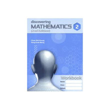 Discovering Mathematics Workbook 2 (Exp) (2nd Edition) - Singapore Maths Secondary Level - ISBN 9789814448086
