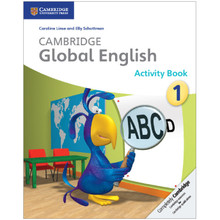 Cambridge Global English Stage 1 Activity Book - ISBN 9781107655133