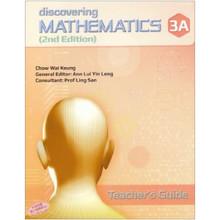 Discovering Mathematics Teacher's Guide 3A (2nd Edition) - Singapore Maths Secondary Level - ISBN 9789814448772