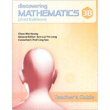 Discovering Mathematics Teacher's Guide 3B (2nd Edition) - Singapore Maths Secondary Level - ISBN 9789814448819