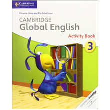 Cambridge Global English Stage 3 Activity Book - ISBN 9781107613836