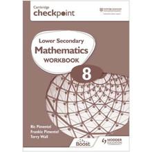 Hodder Cambridge Checkpoint Lower Secondary Mathematics Workbook 8 - ISBN 9781398301283