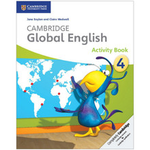 Cambridge Global English Stage 4 Activity Book - ISBN 9781107613614