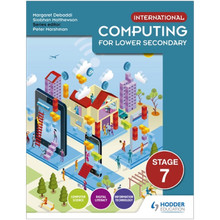 Hodder International Computing for Lower Secondary Student's Book Stage 7 - ISBN 9781510481985