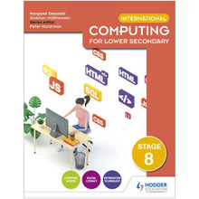 Hodder International Computing for Lower Secondary Student's Book Stage 8 - ISBN 9781510481992