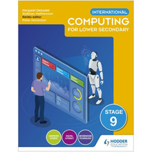 Hodder International Computing for Lower Secondary Student's Book Stage 9 - ISBN 9781510482005