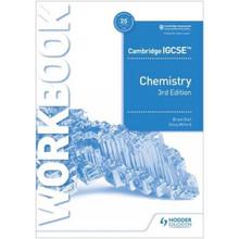 Hodder Cambridge IGCSE Chemistry Workbook 3rd Edition - ISBN 9781398310537
