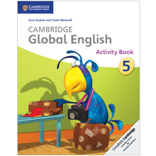 Cambridge Global English Stage 5 Activity Book - ISBN 9781107621237