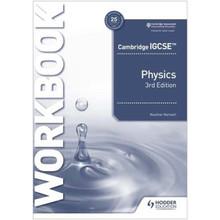 Hodder Cambridge IGCSE Physics Workbook 3rd Edition - ISBN 9781398310575