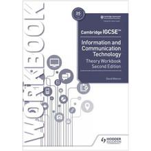 Hodder Cambridge IGCSE ICT Theory Workbook - ISBN 9781398318564