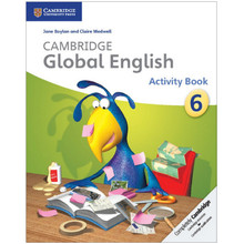 Cambridge Global English Stage 6 Activity Book - ISBN 9781107626867