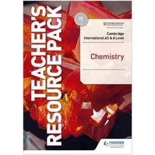 Hodder Cambridge International AS and A Level Chemistry Teacher's Resource Pack - ISBN 9781398316799