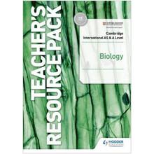 Hodder Cambridge International AS and A Level Biology Teacher's Resource Pack - ISBN 9781398316782