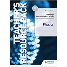Hodder Cambridge International AS and A Level Physics Teacher's Resource Pack - ISBN 9781398316775