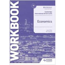 Hodder Cambridge International AS and A Level Economics Workook - ISBN 9781398308282