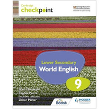 Hodder Cambridge Checkpoint Lower Secondary World English Student's Book 9 - ISBN 9781398311435