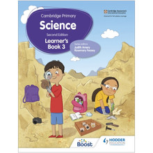 Hodder Cambridge Primary Science Learner's Book 3 (2nd Edition) - ISBN 9781398301658