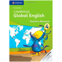 Cambridge Global English Stage 4 Teachers Resource Book - ISBN 9781107690745
