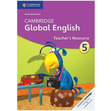 Cambridge Global English Stage 5 Teachers Resource Book - ISBN 9781107646124