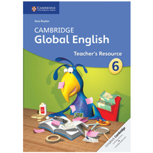Cambridge Global English Stage 6 Teachers Resource Book - ISBN 9781107635814