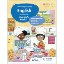 Hodder Cambridge Primary English Learner's Book 1 (2nd Edition) - ISBN 9781398300200