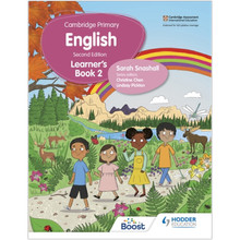 Hodder Cambridge Primary English Learner's Book 2 (2nd Edition) - ISBN 9781398300255
