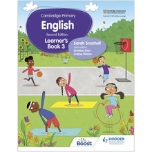 Hodder Cambridge Primary English Learner's Book 3 (2nd Edition) - ISBN 9781398300262