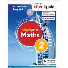 Hodder Cambridge Checkpoint Mathematics Student's Book 2 - ISBN 9781444143973
