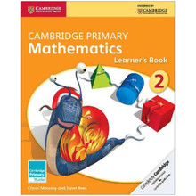 Cambridge Primary Mathematics Learners Book 2 - ISBN 9781107615823