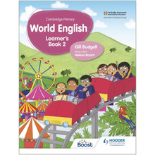 Hodder Cambridge Primary World English Learner's Book Stage 2 - ISBN 9781510467903