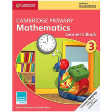 Cambridge Primary Mathematics Learners Book 3 - ISBN 9781107667679