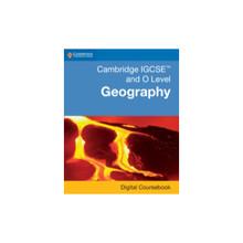 Cambridge IGCSE and O Level Geography Digital Coursebook (2 Years) - ISBN 9781108984249