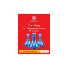 Cambridge International AS & A Level Chemistry Digital Teacher's Resource - ISBN 9781108796576