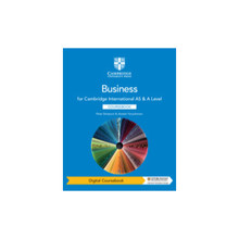Cambridge International AS & A Level Business Digital Coursebook (2 Years) - ISBN 9781108925990