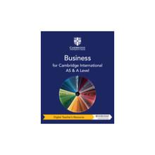 Cambridge International AS & A Level Business Digital Teacher's Resource - ISBN 9781108940689