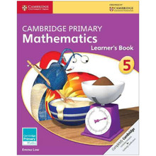 Cambridge Primary Mathematics Learners Book 5 - ISBN 9781107638228