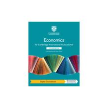 Cambridge International AS & A Level Economics Digital Coursebook (2 Years) - ISBN 9781108822787