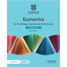 Cambridge International AS & A Level Economics Workbook with Digital Access (2 Years) - ISBN 9781108822794